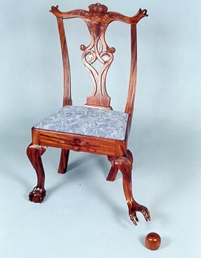 Jacob Cress -- Oops Chair