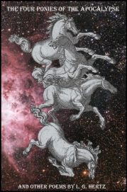 The Four Ponies of the Apocalypes and Other Poems by L.G. Hertz