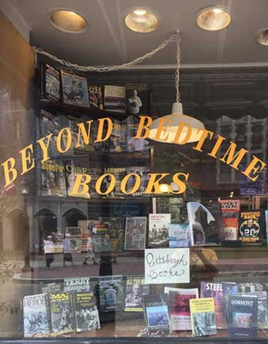 Beyond Bedtime Books, Pittsburgh