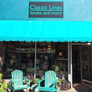 Classic Lines Books Pittsburgh