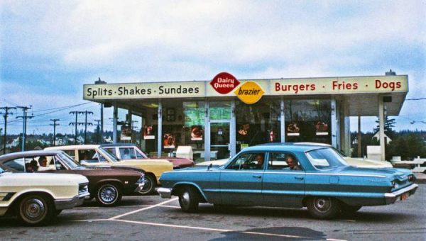 Dairy Queen, 1965. Used with permission.